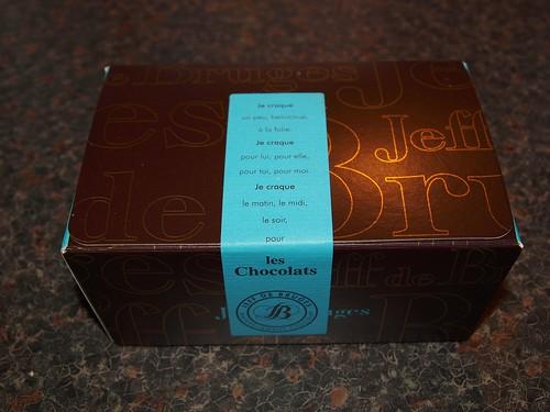 Jeff de Bruges Ballotin Box