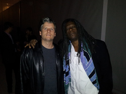 Michael Williams and me