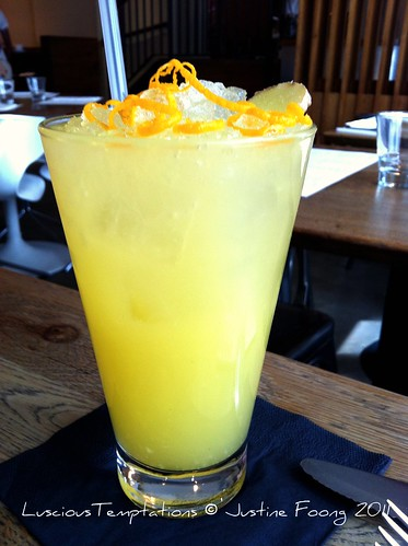 Orange & Ginger Presse - Village East, Bermondsey