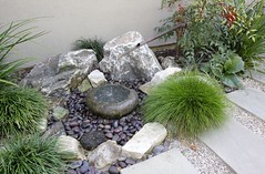 Tranquil Japanese Garden by Freidin Design and Construction (Landscape Design Advisor) Tags: california ca japanesegarden sandiego orangecounty carlsbad greenplants rockgarden japanesegardens fallingwater sandiegocounty riverstones landscapedesign japaneserockgarden smalljapanesegarden landscapeconstruction japanesestonegarden japanesegardening landscapecontractors picturesofjapanesegardens metalfountain japanesegardendesign freidindesignandconstruction japanesegardenplants japanesegardenideas japanesegardensinsoutherncalifornia