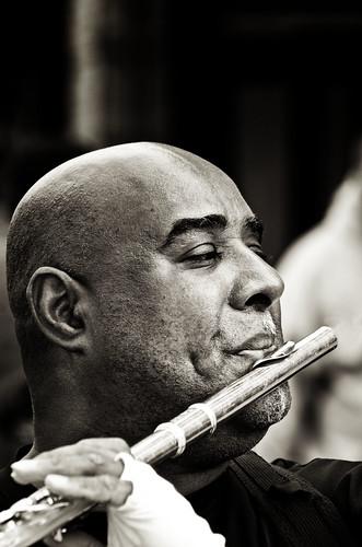 Busker flute 23 bw