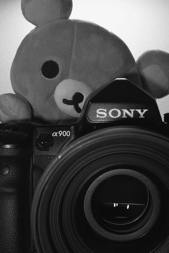 New camera !