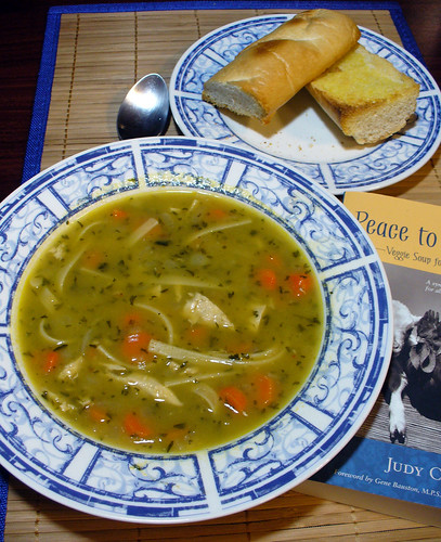 2011-10-20 - Vegan Chicken Noodle - 0038