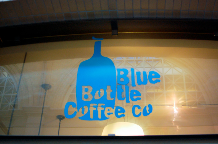 @ Blue Bottle Coffee Co