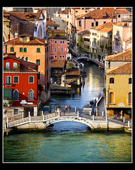 #6 Streets and Canals of Venice: Water and colors. EXPLORED on 22OCT #201 thanks !!! (Josetxu Silgo) Tags: street venice color canon canal agua italia paisaje colores urbano venecia canales silgo josetxu