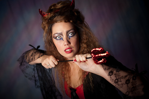 793/1000 - Halloween Steph by Mark Carline