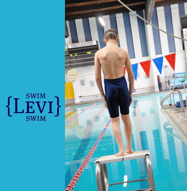 Swim, Levi, Swim
