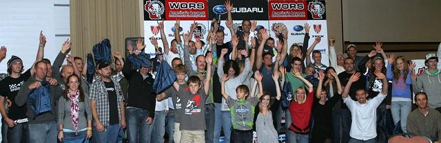 WORS 2011 Awards Banquet - 2011 WORS Heads