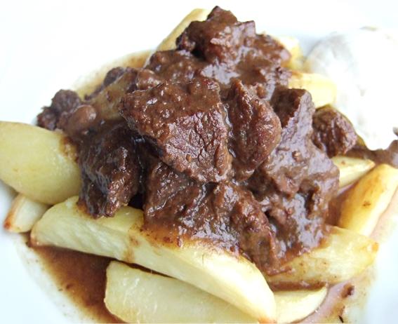 Limburgs zuurvlees