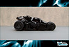 Tumbler (ZetoVince) Tags: car dark greek batcave lego vince batman vehicle knight batmobile tumbler zeto zetovince dreamdealer