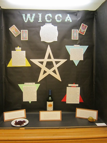 Wicca Exhibit