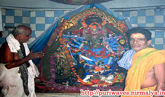 Syama Kali at Puri