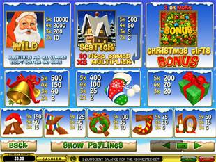 free Santa Surprise slot mini symbol
