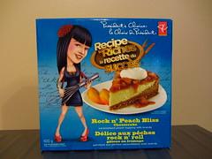 Presidents Choice - Peach Bliss Cake
