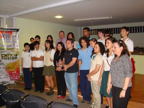 Premiación XIII Certamen Ensayo Científico. Tema: Ciencia Ficción