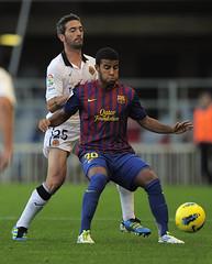 Barça B - Nàstic (Gimnàstic de Tarragona) Tags: barcelona b spain barça esp lfp tattagona nàstic gimnàstic