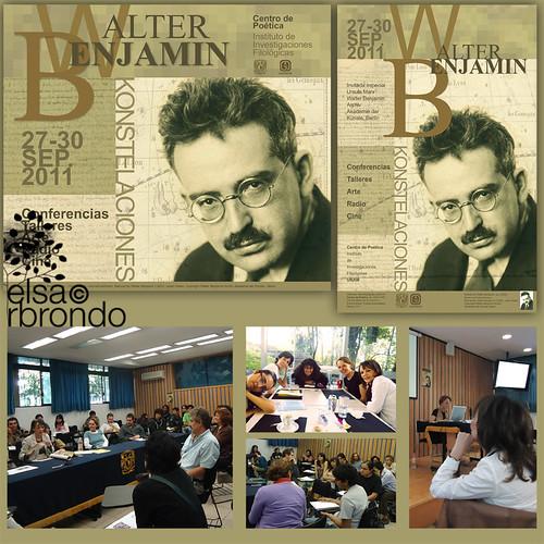 Walter Benjamin Konstelaciones Sep 2011
