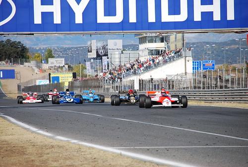 FIA Historic Formula One Jarama