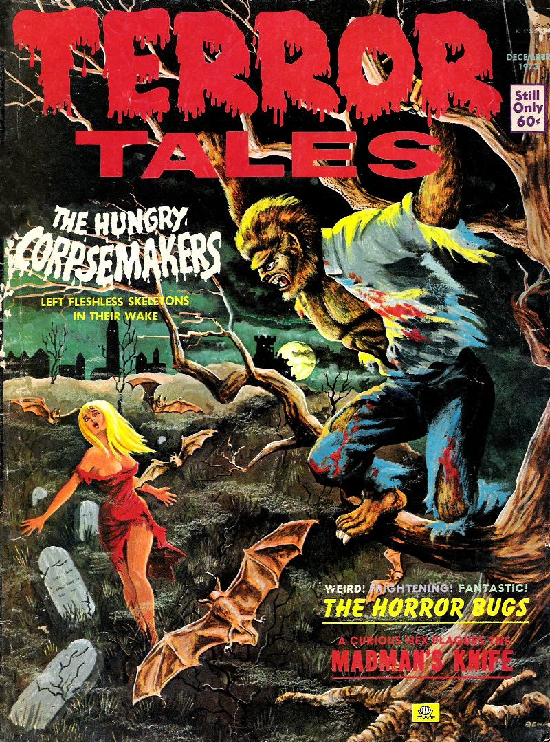 Terror Tales Vol. 05 #6 (Eerie Publications, 1973)