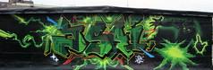 JSAI (tatscruinc) Tags: streetart newyork graffiti bronx bio nicer tatscru huntspoint bg183 totem2 themuralkings