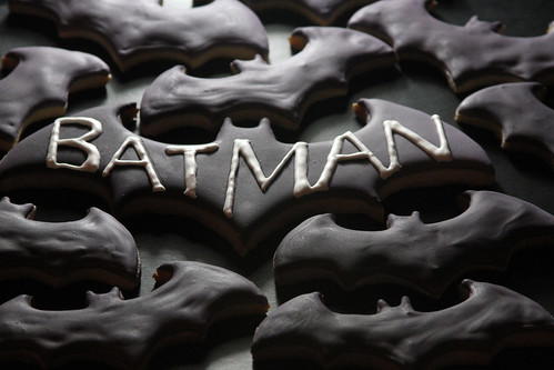 Batman Cookies!