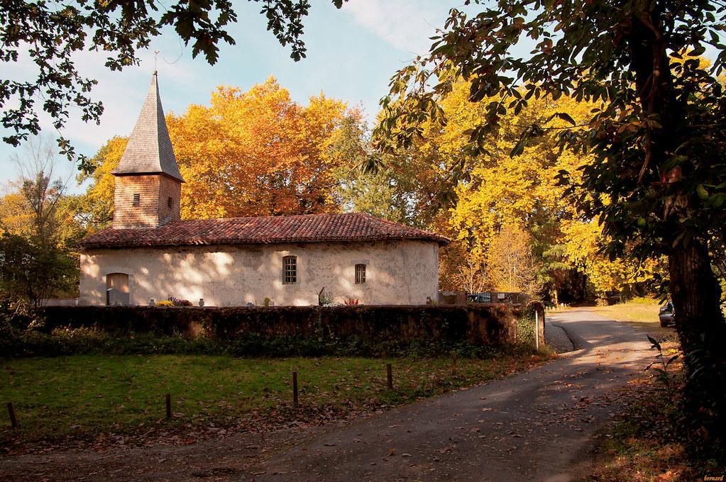 Chapelle de Gourby-Landes.r