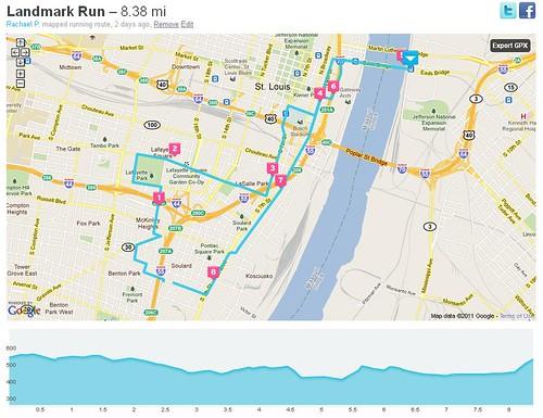Landmark Run