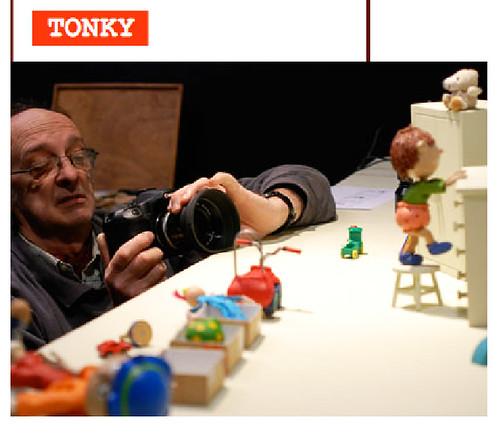 Tonky