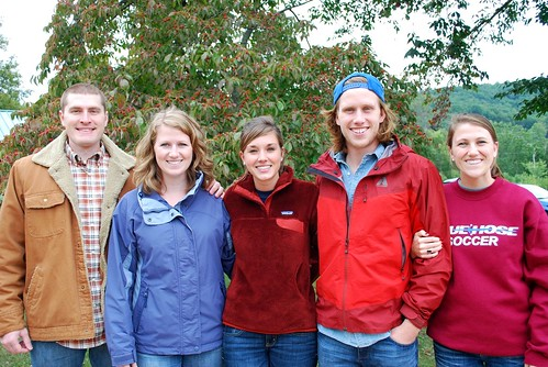 DP, Mere, Me, Mike, & Mel