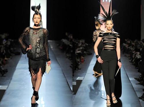 Gaultier-2011-modelos-rasgados