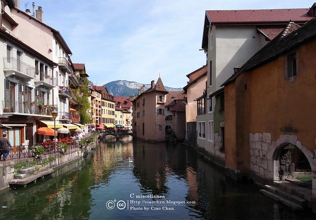 Bonjour Annecy~ 童話安錫,慢步阿爾卑斯山腳下R1041538