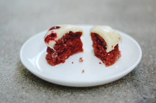 halloween red velvet.