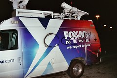 Fox40 (Davin Payne) Tags: people color film 35mm hope protest foxnews rebellion change van freedomofspeech nov2 maxxum socialjustice onthescene consensus generalstrike newsvan oco socialmovements dscp foxchannel tagginggraffiti minnolta occupyyourmind fox40news longeshoremen occupythenews occupythenewsvan wereporttoyou