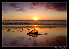 sunrise - nobbys beach - 05-11-2011_0062-Framed - Explored (DoctorJ73) Tags: ocean sun beach water sunrise canon eos james sand jellyfish surf sting wave explore 7d danny jelly sundance stinger nobby portuguese manowar tenticle