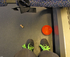 20110617_1 WOW FREE BISCUIT & BEVERAGE SERVED ON THIS TRAIN 8D | Passau, Germany... I think (ratexla) Tags: travel red vacation holiday travelling green feet water germany deutschland shoes europe earth bowl sneakers biscuit backpacking journey bone traveling tyskland epic interrail semester passau vegetarianshoes dogbiscuit interrailing tellus catchycolorsred 2011 eurail tgluff greenlaces europaeuropean almostanything tgluffning tgluffa unlimitedphotos canonpowershotsx10is eurailing 17jun2011 photophotospicturepicturesimageimagesfotofotonbildbilder ratexlasinterrailtrip2011 resaresor tgresatgresor
