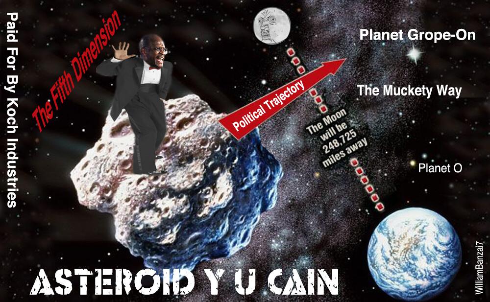ASTEROID Y U CAIN