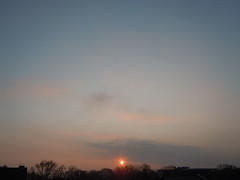 This Morning 08.11.2011 (spicone) Tags: morning sky sun clouds grey gray himmel wolken grau sonne morgen