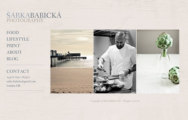 Sarka Babicka Photography portfolio