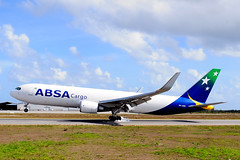 ABSA CARGO - SBCB / CBF (JONES CESAR DALAZEN) Tags: jonescesardalazen brasil wing wings turbofan turbo turbine tecnologia supershot super spotter sky shot sbgr revista propjet plane picture photo nikon nikkor nice moments magazine engine dalazen d90 cfb cesar cargo brazil brasileira belo bemflickrbembrasil aroclube areo areas area avio aviao aviation asas asa airports airport airplanes airplane aircraft aircraf airbone airaeroporto air aeroporto aeroclube aerlines aerea absa 767300