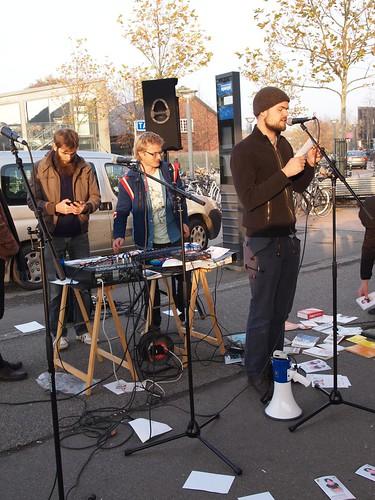 Odense Spoken Word Festival - Perron 7