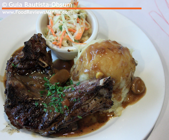 Burgoo Grilled Lamb