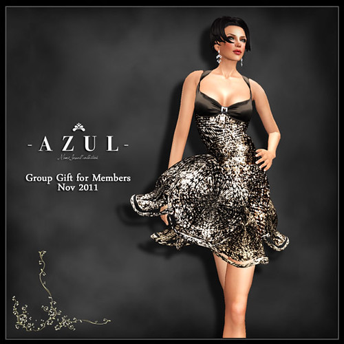 -Azul-Groupgift1111#1 by Cherokeeh Asteria
