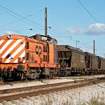 Locomotiva 1463, Estação do Poceirão, 2011.11.06 thumbnail