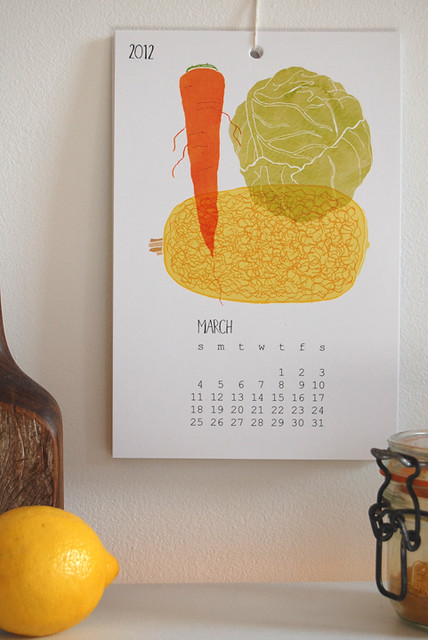 2012 Buy Local Calendar