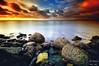 KUTA-BEACH (tut bol) Tags: sunset sea bali beach rock stone pebbles breeze kuta legian balisunset mengeningbeach mygearandme mygearandmepremium mygearandmebronze mygearandmesilver mygearandmegold mygearandmeplatinum mygearandmediamond cemagibeach