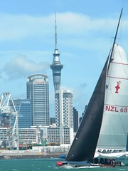 Auckland - The City of Sails