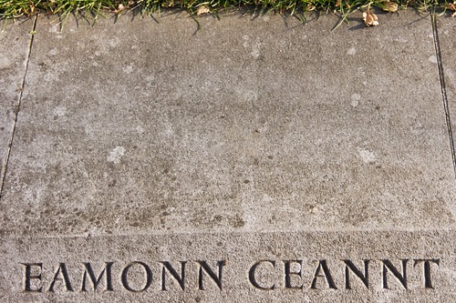 Arbour Hill Prison And Military Cemetery - Éamonn Ceannt (21 September 1881 – 8 May 1916)