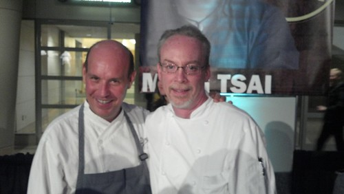 Todd Gray and Brian McBride