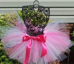 Bubble Gum (From Diapers 2 Divas) Tags: pinktutu pinkandwhitetutu