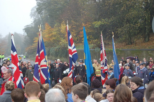 Remembrance Day Whickham Nov 11 23
